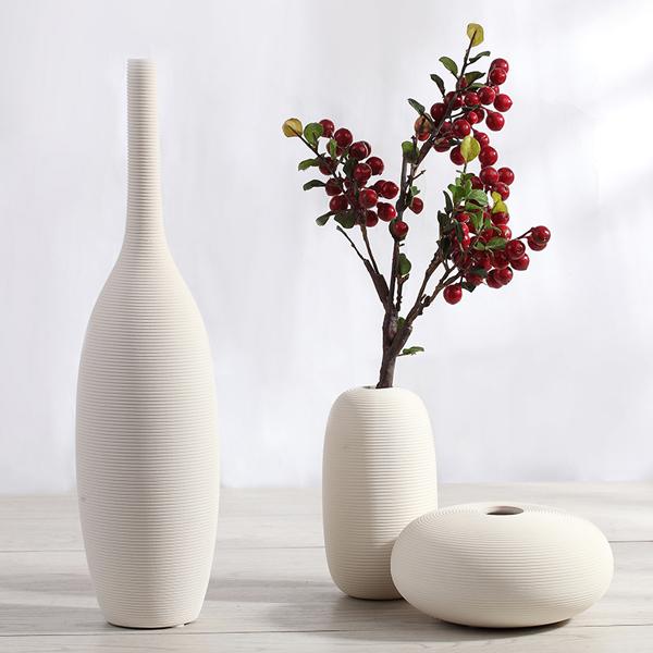 Керамические вазы - декор